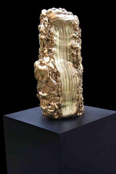 Djawid Borower, 'The Artist's Stroke is Gold'