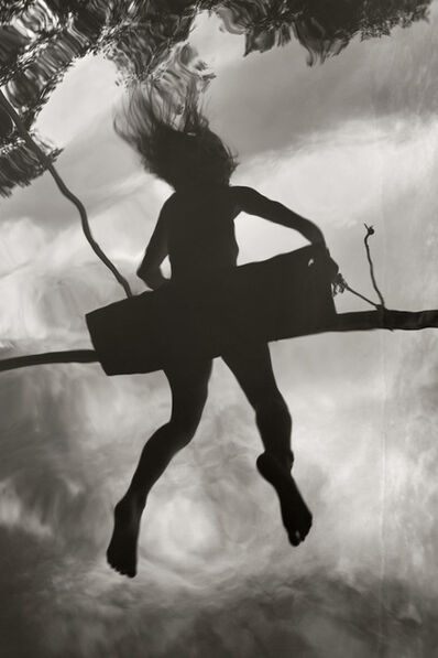 Alain Laboile, 'Swinging in the sky', 2014