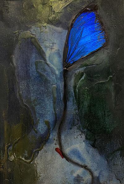 Yu Rong, 'In a dream of butterflies, no. 3', 2020