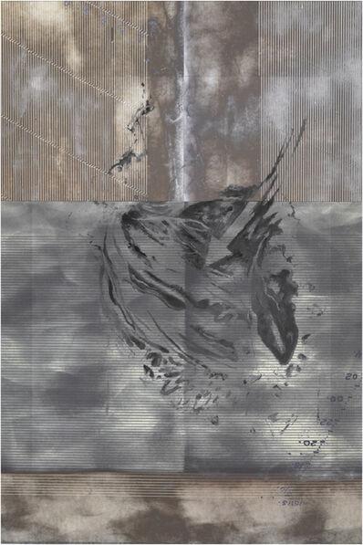 Muriel Hasbun, 'Pulse: Corazón - Gris (Homage, Luis Lazo + Johnny Friedlaender)', 2020