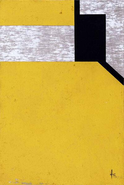 Huang Rui, 'Space (Zen)', 2018