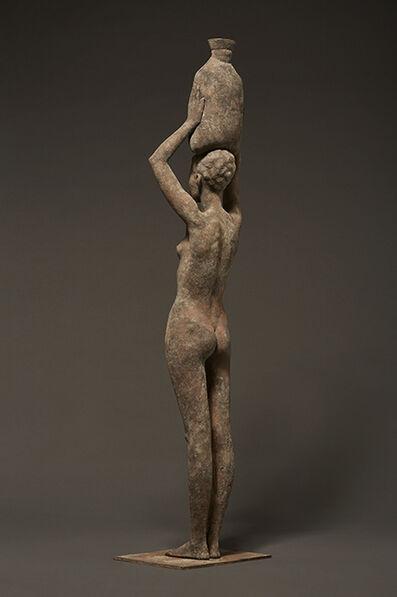 Mario Dilitz, 'No. 172 Woman with Vessel', 2019