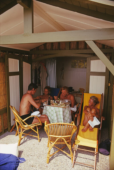 Slim Aarons, 'Jourdan And Douglas', 1969