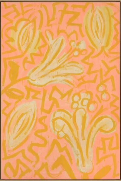 Keith Haring, 'Untitled (For Lily Overstreet)', 1986