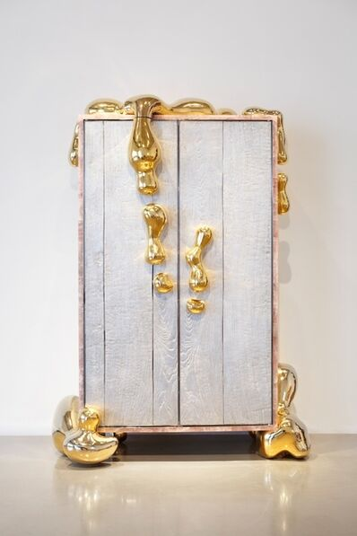 Mattia Bonetti, 'Liquid Gold cabinet', 2013