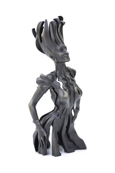 Gil Bruvel, 'Figurative Queen', 2014