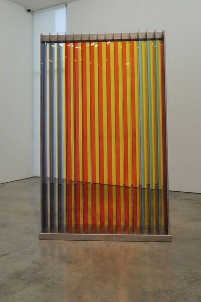 Carlos Cruz-Diez, 'Transchromie', 1965-2009