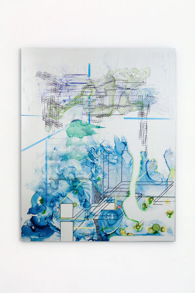 Constantin Luser, 'Die Abhebung', 2018