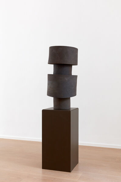 Patrick Carpentier, 'Black Stack n°16', 2019