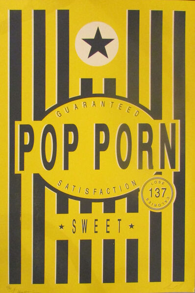 Abidiel Vicente, 'Pop Porn', 2015