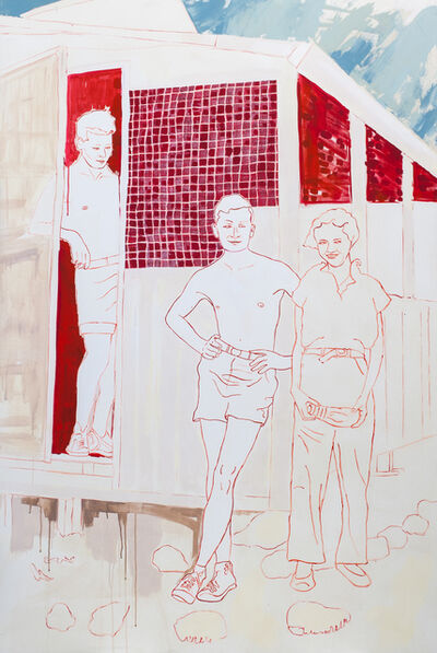 Daniel Scharfman, 'Discarded, Summer', 2017