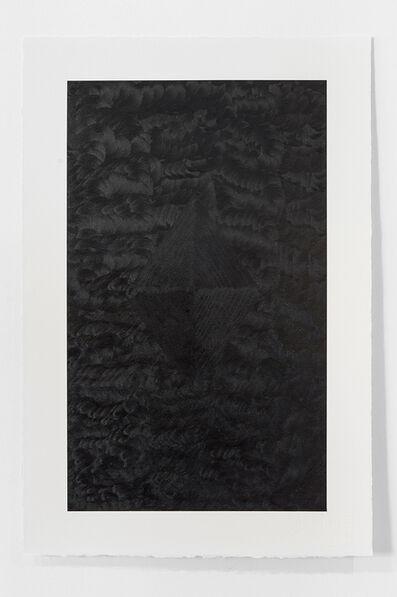 Magda Delgado, 'Black Landscape V', 2019