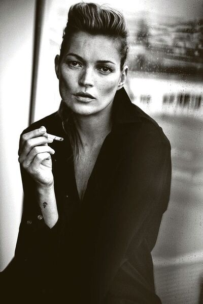 Peter Lindbergh, 'Kate Moss, for Vogue Italy', 2015
