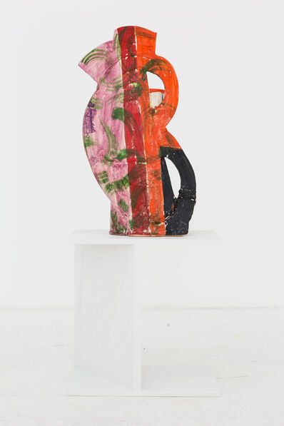 Betty Woodman, 'Hot Vase', 2011