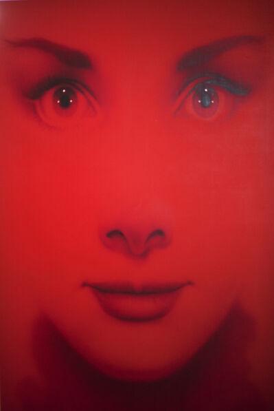 Hyung Koo Kang, 'One face three colors (Audrey 3)', 2020