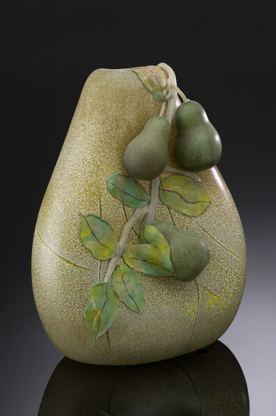 Kathleen Elliot, 'Pear Vessel', 2006