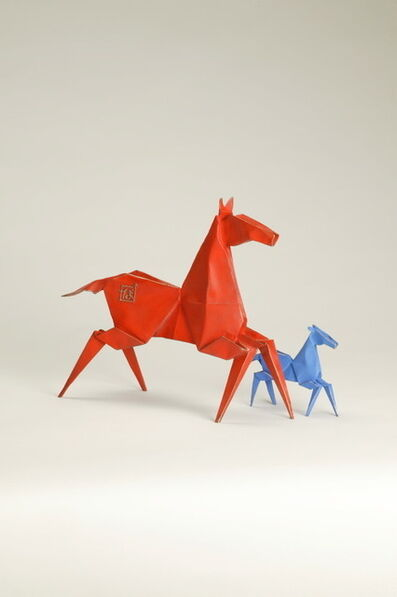 Kevin Box, 'Desktop Pony collaboration with Te Jui Fu', 2005