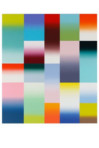 Ien Lucas, 'Bright Windows', 2021
