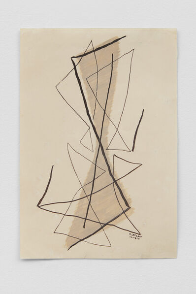 Bice Lazzari, 'Misura e Poesia', 1950