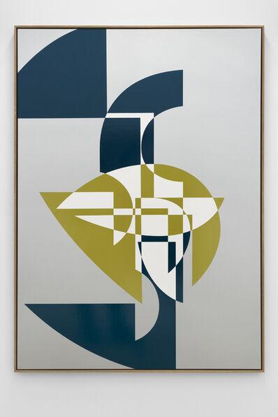 Albrecht Schnider, 'Ohne Titel', 2017
