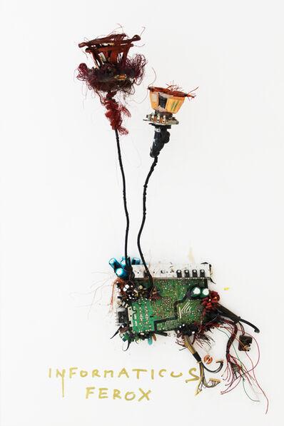 Kristof Kintera, 'Informaticus Ferox', 2017