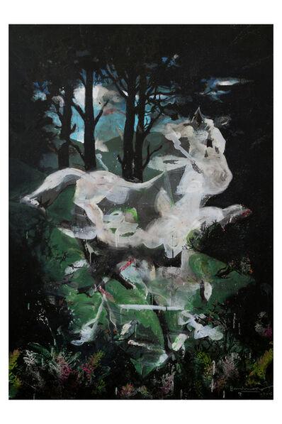 Bruce Helander, 'Ghost Horse', 2015