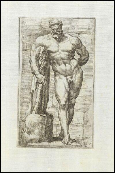 François Perrier, 'Hercules a labore quiescens', 1638