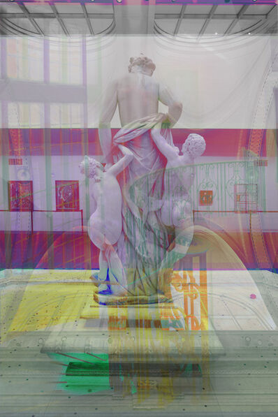 James Welling, 'Avery Court', 2014