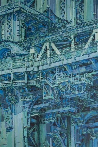 Joseph Steininger, 'Under The Manhattan Bridge', 2021