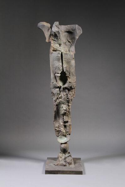 Stephen De Staebler, 'Figure with Hollow Abdomen, 1/4', 2010