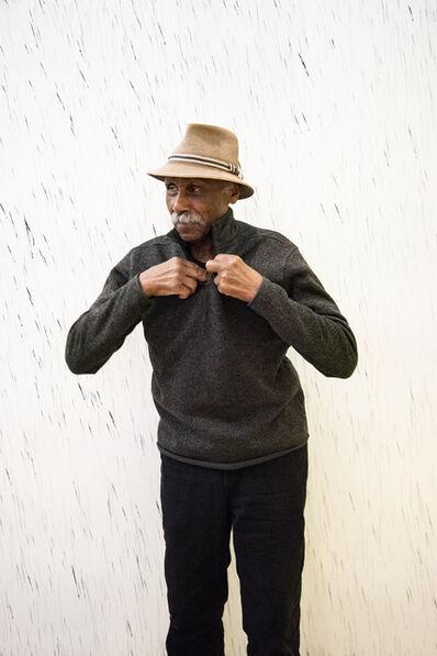 Lewis Watts, 'Adger Cowans, New York Photographer, Black Portraiture[s] Conference, Harvard University, Cambridge, MA', 2018