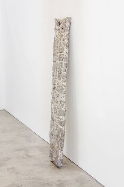 Joel Morrison, 'Bubble Wrap Plank in Bondage', 2018