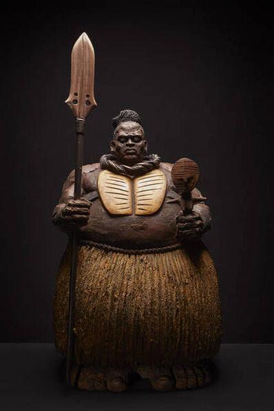 Matteo Pugliese, 'Namibian Guardian - Himba', 2019