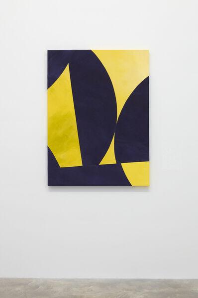 Sarah Crowner, 'Half Moons', 2017