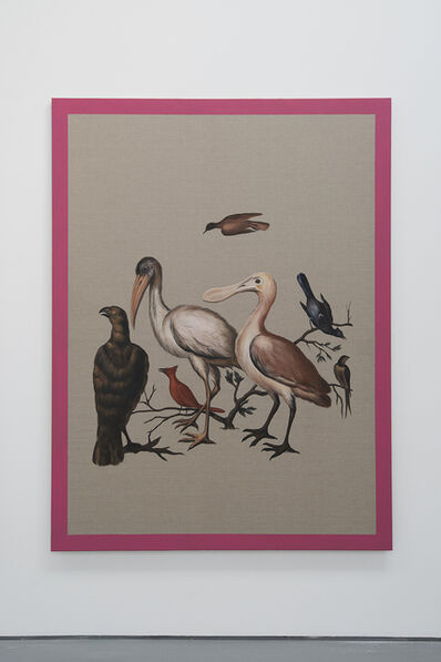 Gabriela Bettini, 'Sample of American Birds I', 2021