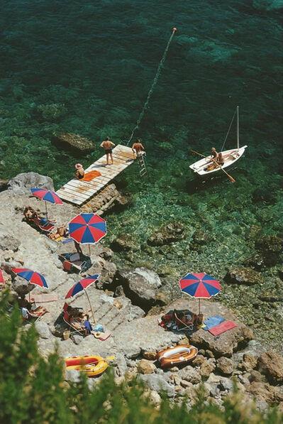 Slim Aarons, 'Porto Ercole, Tuscany', 1973