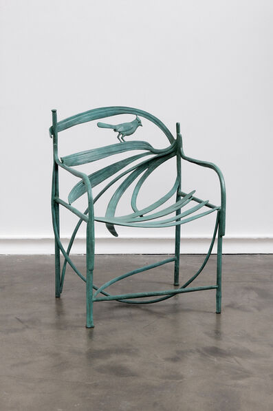 Claude Lalanne, 'Fauteuil Williamsburg', 1990