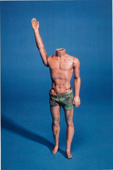 Paul McCarthy, 'Untitled (from Propo-Series) (Ken Doll No Head)', 1992 -1993