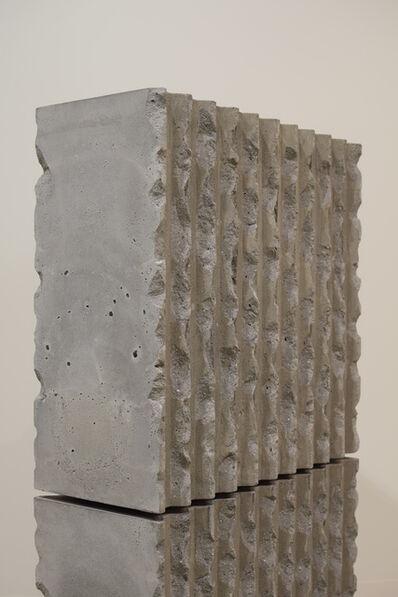 Kasper Akhøj, 'Concrete Sculptur', 2015