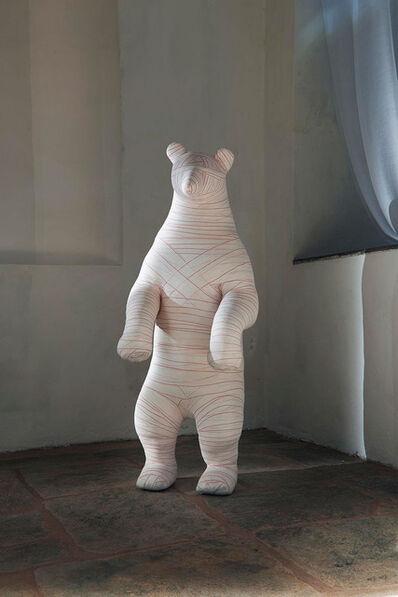Pascal Bernier, 'Plush Mummy Big Mouse', 2014