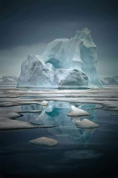Sebastian Copeland, 'Vanishing North, Greenland', 2010