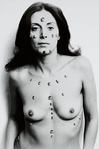 Hannah Wilke, 'S.O.S. Starification Object Series', 1974