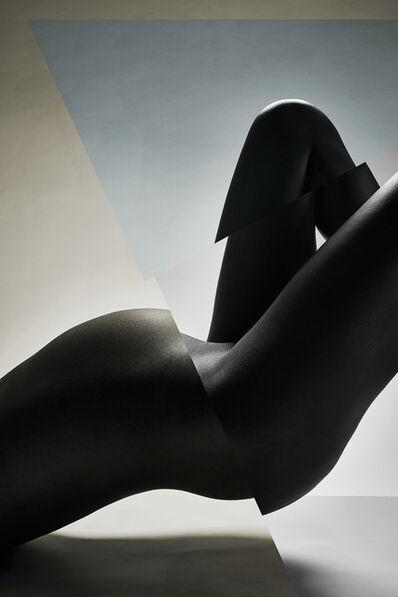 Carli Hermès, 'Curves 5', 2015