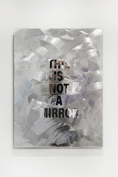 Emo de Medeiros, 'This is Not a Mirror', 2018