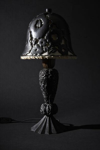 Karl Hagenauer, 'Early Petite Table Lamp', ca. 1922