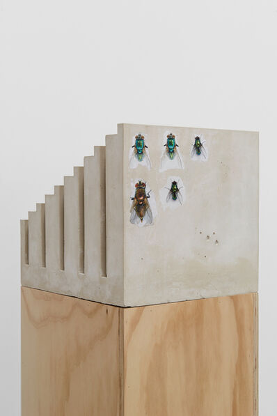Julian Hoeber, 'When the Meat Stops Thinking the Flies Arrive, For Better or Worse', 2020