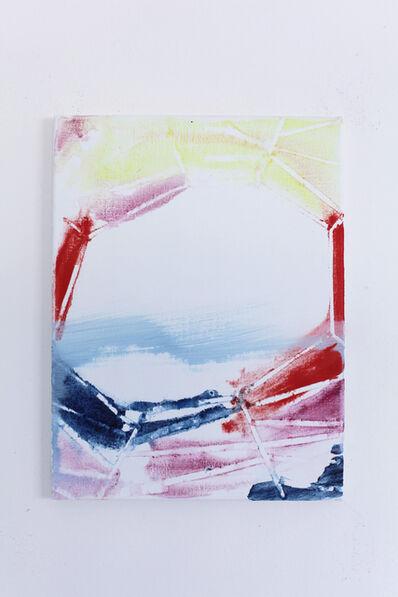 Frances Scholz, 'Non Portrait (Head in the clouds)', 2018