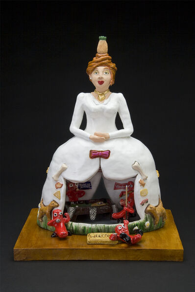 Rebecca Goyette, 'Sausage Party Bride', 2010