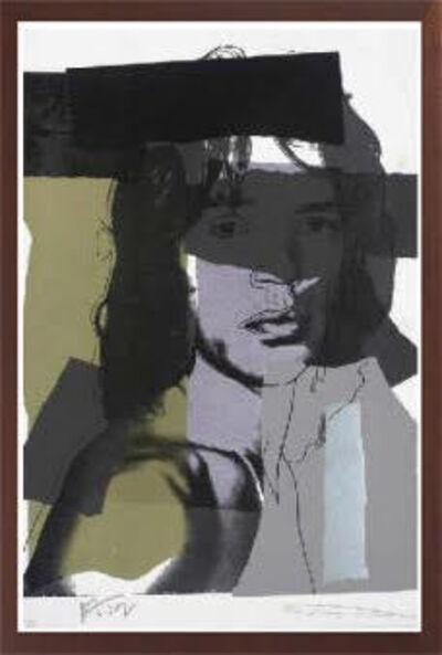 Andy Warhol, 'JAGGER FS II.145', 1975