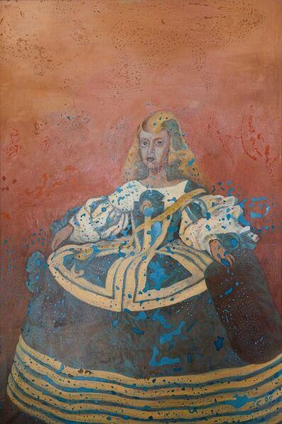 Irina Krause, 'Schülerin'